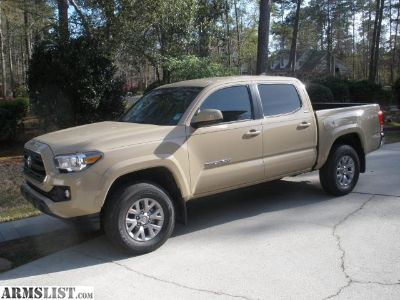 For Sale: 2017 Toyota Tacoma SR5
