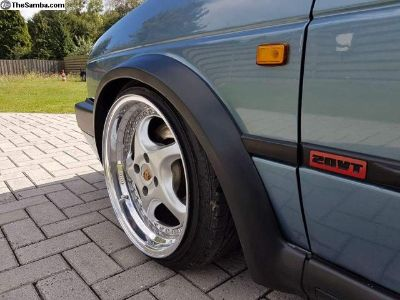Brand New Gti/G60 Front Fender Flares