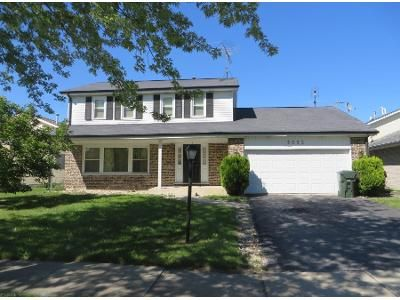 3 Bed 2.5 Bath Foreclosure Property in Richton Park, IL 60471 - Thomas Dr