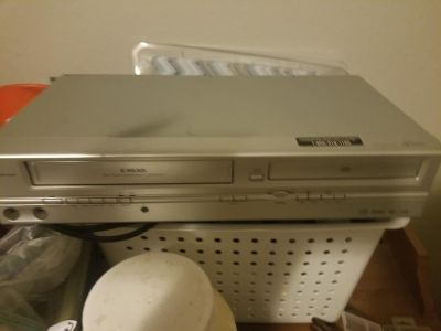 VHS to DVD recorder