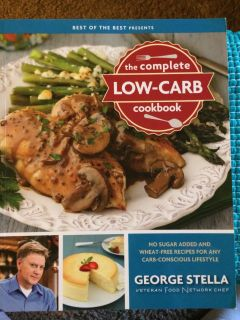Recently bought low carb cookbook