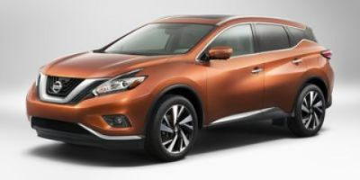 2015 Nissan Murano Platinum (Magnetic Black Metallic)