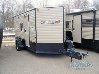 2016 Forest River Rv Ice Cave 14NB