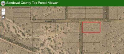 Block: 36 Lot : 6 Unit: 6 29th NW Rio Rancho