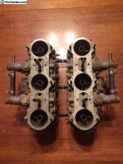 Porsche 911 Weber 40 IDA Carburetors