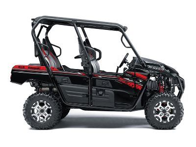 2019 Kawasaki Teryx4 LE Side x Side Utility Vehicles Biloxi, MS