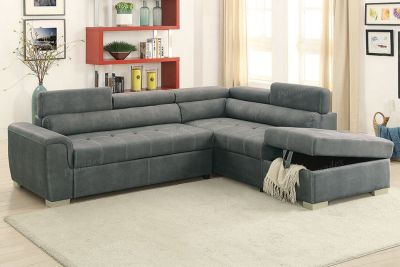 new sectional sofa bed with ottoman