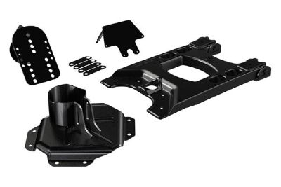 Find TeraFlex HD Hinged Carrier & Spare Tire Mounting Kit 07-13 Jeep Wrangler JK JKU motorcycle in Phoenix, Arizona, US, for US $693.49
