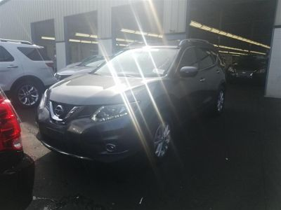 2015 Nissan Rogue FWD 4dr SV (Gray)