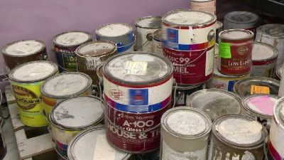 Paint Recycling & Disposal Services in Dallas