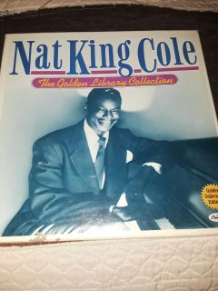 Classic Nat King Cole - The Golden Library Collection - Golden Collector's Ed.