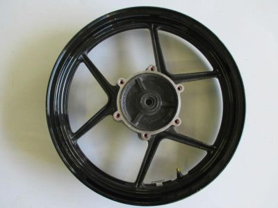 Sell 2008-2012 KAWASAKI EX 250 NINJA 250R FRONT WHEEL RIM WHEELS RIMS motorcycle in Cedar Springs, Michigan, US, for US $279.00