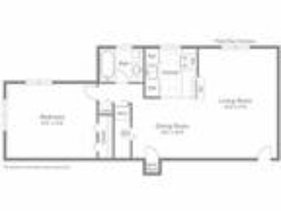 Bren Mar Apartments - One BR One BA - 716sf