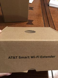 AT&T wi-fi. Extender