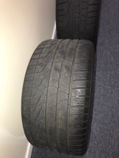 For Sale 991 winter wheels an tires
