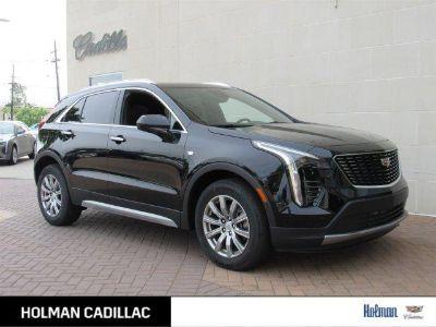 2019 Cadillac XT4 AWD Premium Luxury (Stellar Black Metallic)