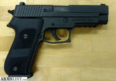 For Sale: German SIG P220R 220 R, priced for quick sale