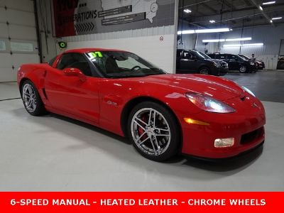 2007 Chevrolet Corvette Z06 (Victory Red)