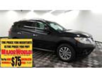 $22800.00 2016 NISSAN Pathfinder with 7298 miles!