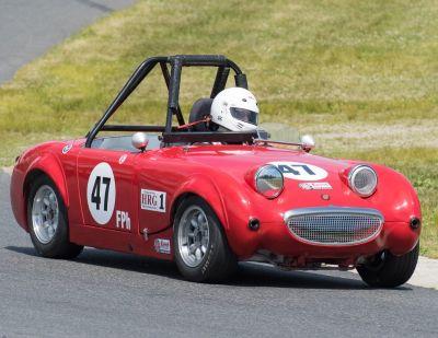 Bugeye Sprite Vintage Racer