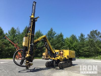 Atlas Copco D7 Crawler Mounted Blast Hole Drill