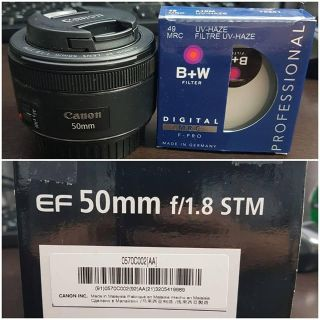 Canon Nifty Fifty