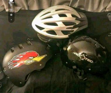 Protective Helmets $5 each
