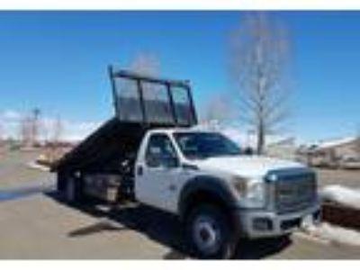 2011 Ford F550-Dump-Truck Truck in Gunnison, CO