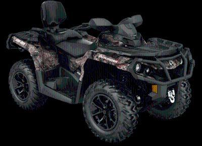 2018 Can-Am Outlander MAX XT 650 Utility ATVs Elk Grove, CA