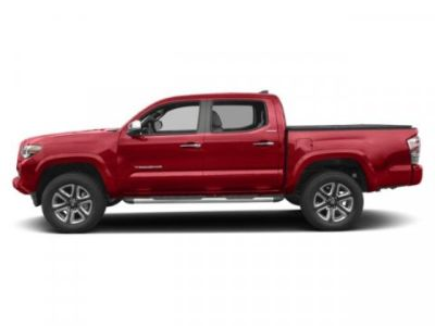 2019 Toyota Tacoma Limited (Barcelona Red Metallic)