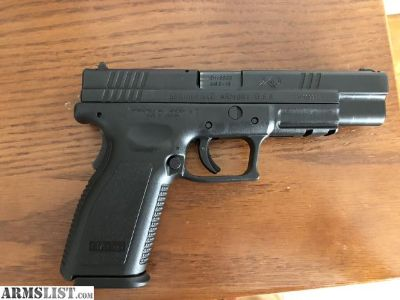 For Sale: XD Tactical 9mm