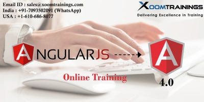 Angular 4.0 online training