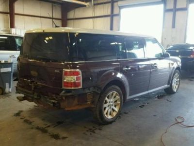 Purchase 09 FORD FLEX Info/GPS/TV Screen rear, (DVD screen assembly) motorcycle in Nicoma Park, Oklahoma, United States, for US $176.00