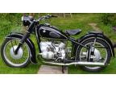 1953 BMW R67 2 Matching Numbers
