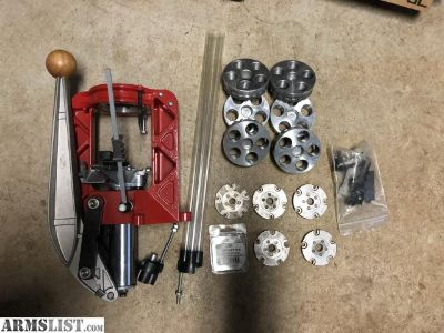 For Sale/Trade: Lee loadmaster with lots of accessories