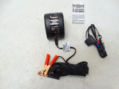 Find BikeMaster Automatic Battery Charger 900MA MBCLB motorcycle in West Springfield, Massachusetts, United States, for US $23.99