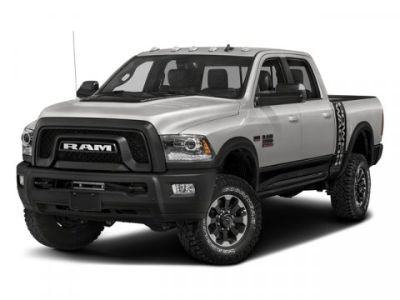 2018 RAM 2500 Power Wagon (Brilliant Black Crystal Pearlcoat)