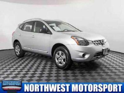 2015 Nissan Rogue Select Select S AWD