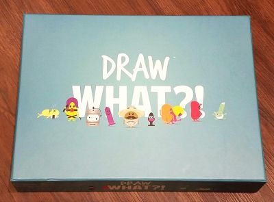 Adult Board Game - Draw What?!