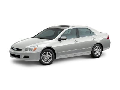 2007 Honda Accord EX-L (Blue)