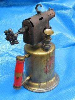 PLUMBERS TORCH