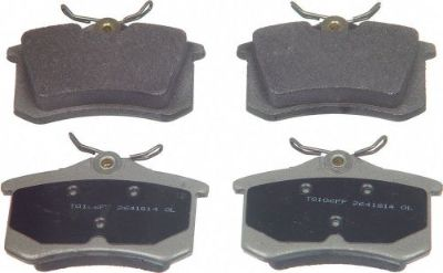 Sell Disc Brake Pad-ThermoQuiet Rear WAGNER MX1017 motorcycle in Azusa, California, United States, for US $44.08