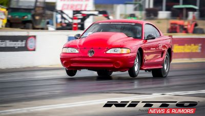 TOP OF LINE NMRA/NMCA STREET OUTLAW / X275 CAR