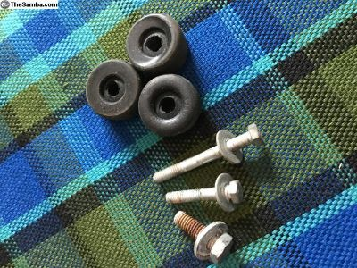 Westfalia Sink Hardware and Bumpers / Stops / Bolt