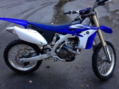 2012 Yamaha 250F
