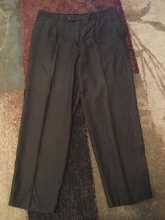 Murano Torino 38x31 dress pants - ppu (near old chemstrand & 29) or PU @ the Marcus Pointe Thrift Store (on W st)