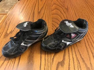 Softball shoes (youth size 12)