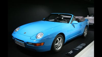 968 Cabriolet - Manual - Blue - Completely Original