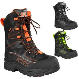 Buy Castle Force 2 Mens Snowmobile Sled Skiing Snowboard Winter Boots motorcycle in Manitowoc, Wisconsin, United States, for US $189.99
