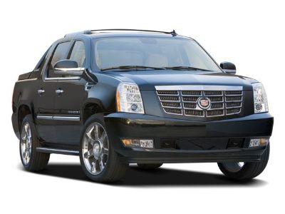 2008 Cadillac Escalade EXT Base (GOLD)